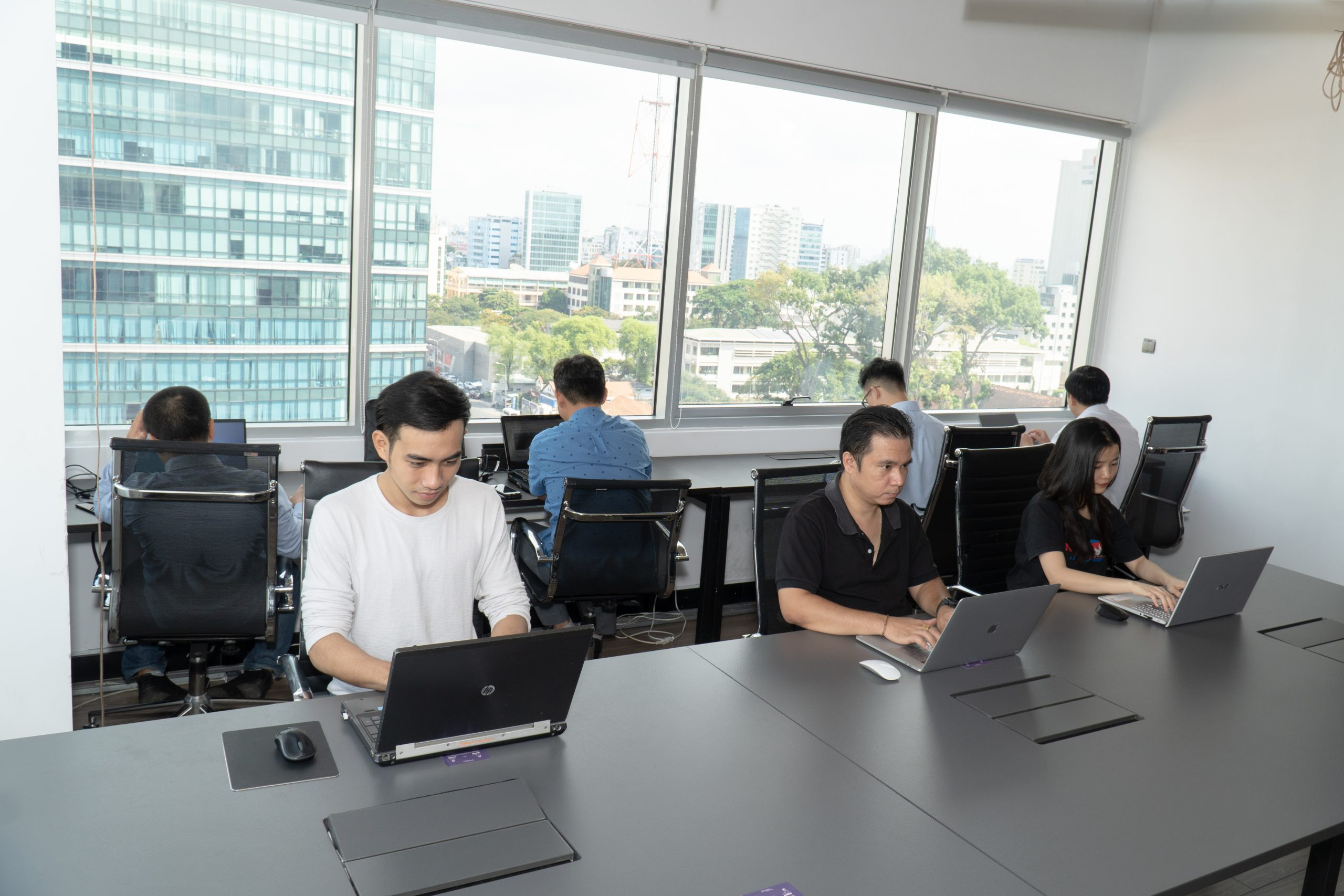 Dreamplex Nguyen Trung Ngan Coworking Space