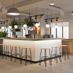 Private office District 1 at Dreamplex Ham Nghi - Coffee Bar