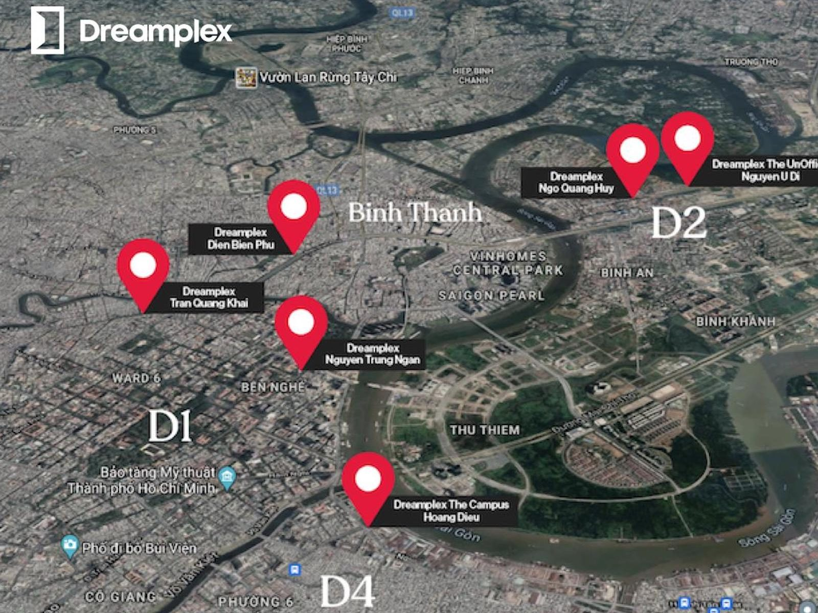 dreamplex-locations
